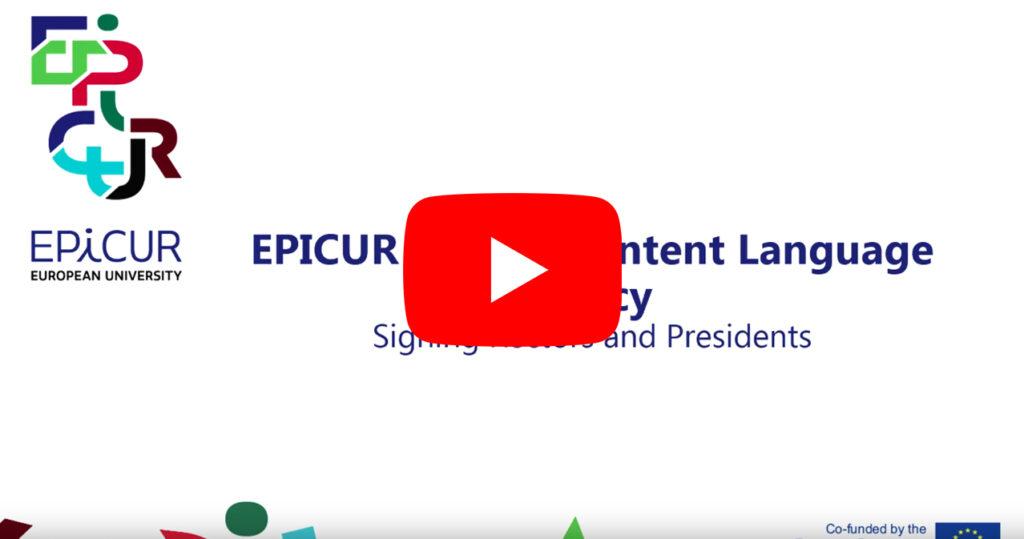 EPICUR - Multilinguisme
