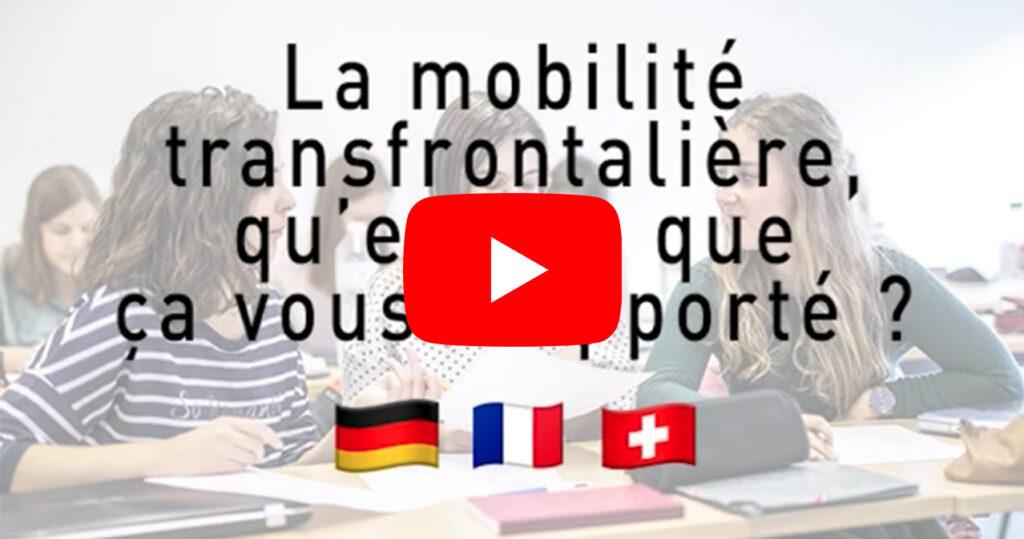 Témoignage étudiants mobilité